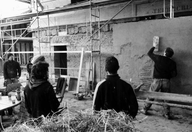 2017 février chantier participatif torchis10
