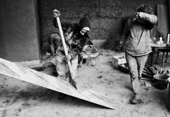2017 février chantier participatif torchis19