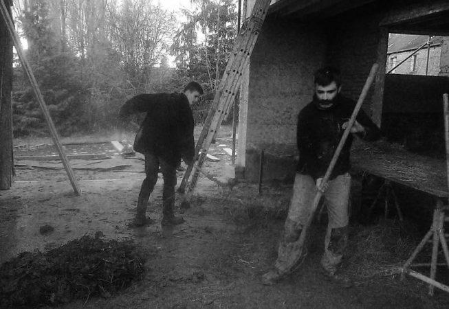 2017 février chantier participatif torchis64
