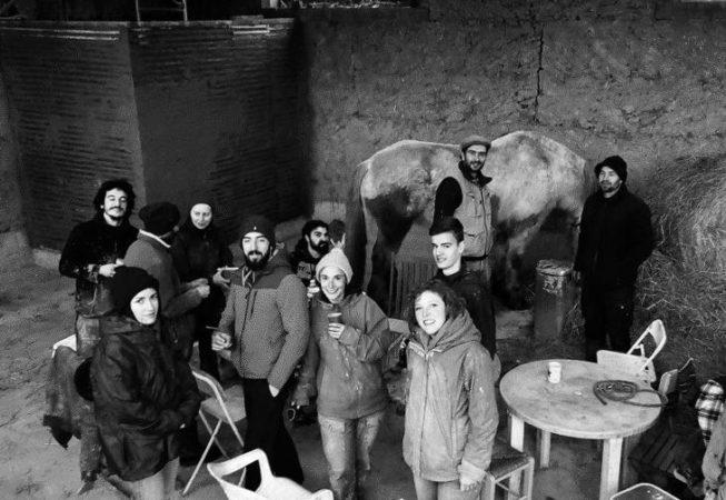 2017 février chantier participatif torchis65