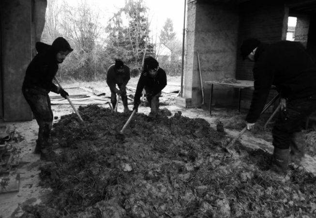 2017 février chantier participatif torchis71