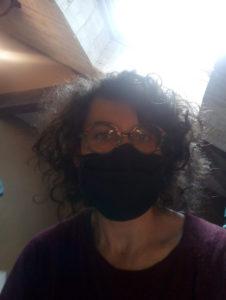 J'ai cousu des masques !!